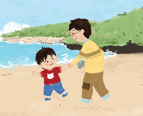 Pola pengasuhan anak dan bagaimana sang bayi mengucap kata-kata yang terkadang sulit kita pahami.