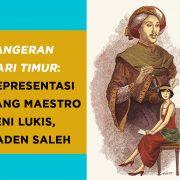 Radeb Saleh dalam Pangeran Dari Timur