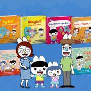 Kumpulan buku rekomendasi dari Bentang Pustaka untuk media pembelajaran anak dalam menumbuhkan stimulasi tumbuh kembangnya