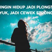 cewek kuat strong