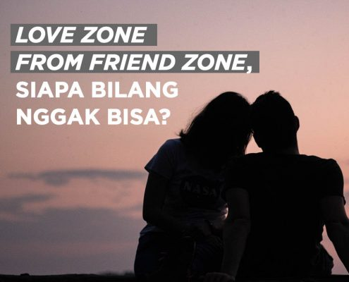 love zone from friend zone