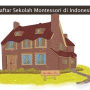 Sekolah Montessori di Indonesia