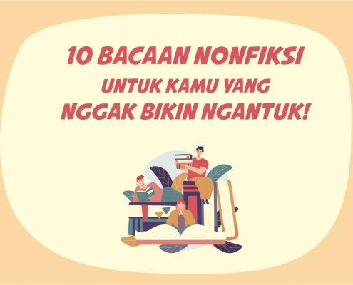Kumpulan Buku Bacaan Nonfiksi
