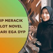 tip meracik plot novel
