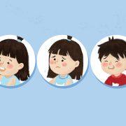 Perkembangan emosi sosial anak