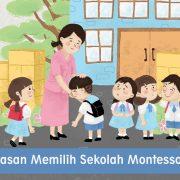 Memilih sekolah montessori