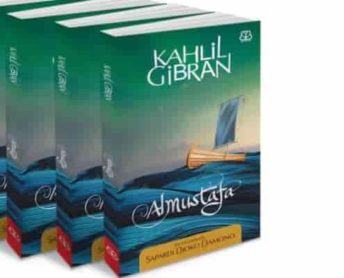 kisah dari Kahlil Gibran yang telah hadir kembali